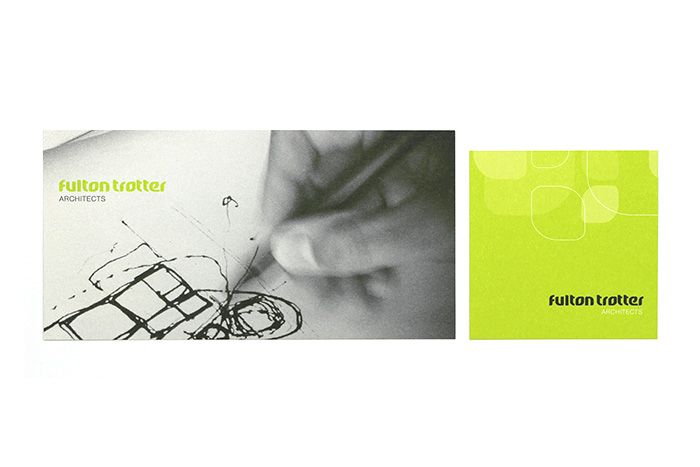 Fulton Trotter Architects postcards