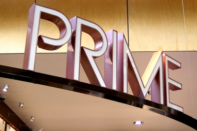 Prime Specialty Meats signage